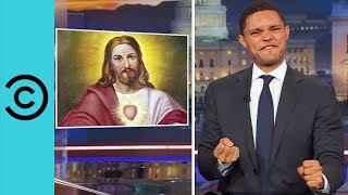 Video If Jesus Spoke Like Trump | The Daily Show MP3, 3GP, MP4, WEBM, AVI, FLV Januari 2018