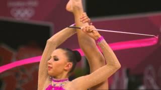 Rhythmic gymnastics montage Skyfall