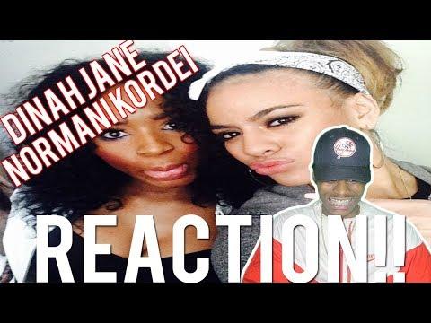 THEY SOO BAD! 😍🔥 Dinah Jane & Normani Kordei Dancing Moments (Norminah) REACTION