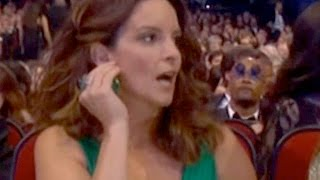 Tina Fey Reacts To Bill Cosby Joke FAIL At Emmys | What's Trending Now full download video download mp3 download music download