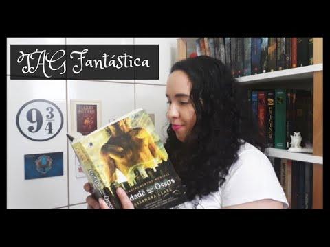 TAG Fantástica | VEDA 5 | Um Livro e Só