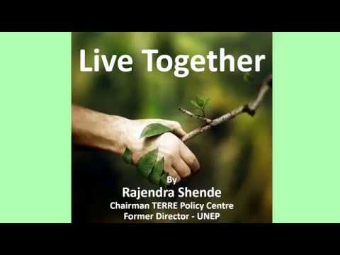 Live Together - World Environment Day 2018