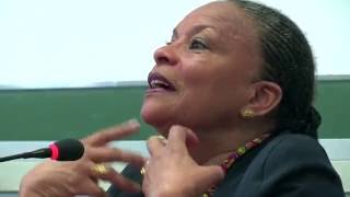 Video Rencontre avec Christiane Taubira MP3, 3GP, MP4, WEBM, AVI, FLV Oktober 2017