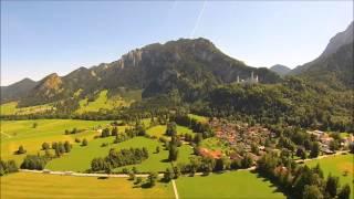 Schwangau Germany  city photos : Neuschwanstein castle, Schwangau, Germany 26-08-2015