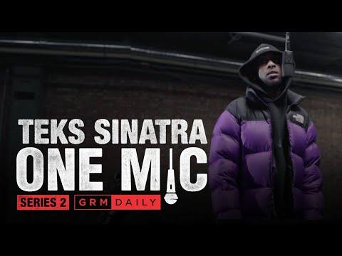Teks Sinatra – One Mic Freestyle | GRM Daily