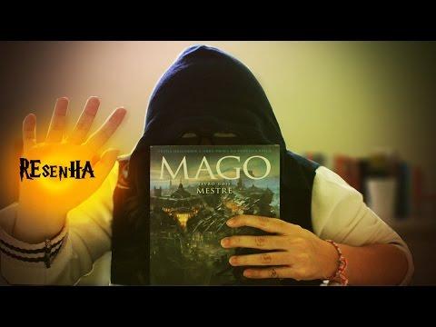 Desafio de magia ? |  RESENHA Mago Mestre