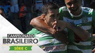 Os gols de Guarani 2 x 1 Ypiranga-RS, pela Série C (17/07/2016) Esporte Interativo nas Redes Sociais: Portal: http://esporteinterativo.com.br/ Facebook: http...