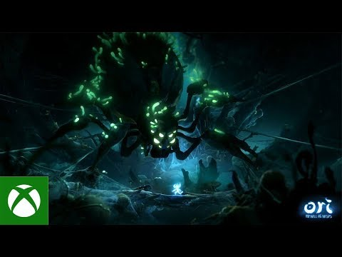 E3 Gameplay Trailer de Ori and the Will of the Wisps