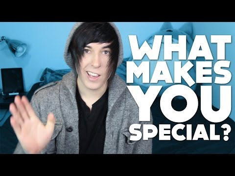 desandnate - I've been wanting to make this video for a while, and finally got around to it! So what makes you special? what are some of your personal ISMS!? (things that...