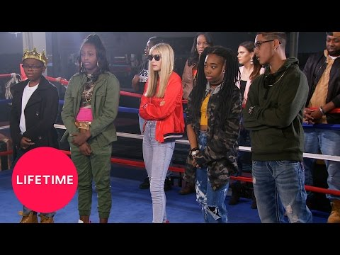 The Rap Game: Cypher Performances (Season 3, Episode 7) | Lifetime