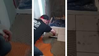 bathroom floors Reel