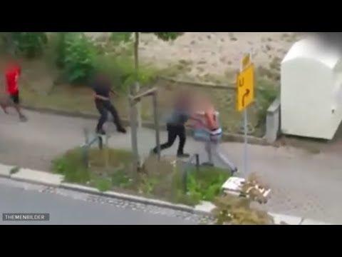 BKA-Lagebild: Straftaten von Zuwanderern gegen Deut ...
