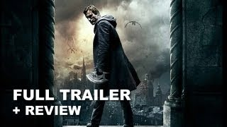 Nonton I  Frankenstein Official Trailer 2014   Trailer Review   Hd Plus Film Subtitle Indonesia Streaming Movie Download