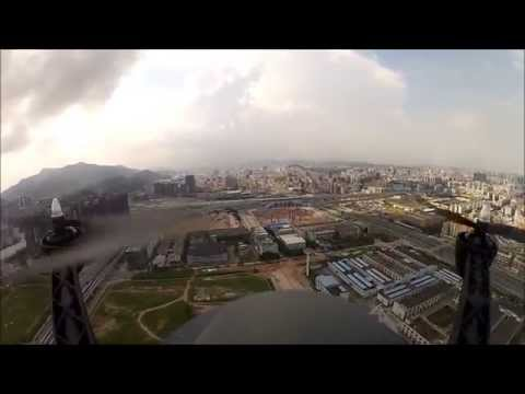 IFLY-4 Flight Video