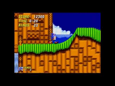 My Top 10 Sonic Level Themes