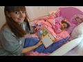 Elifin Akşam rutini, elifin yatma öncesi hazırlıkları, eğlenceli çocuk videosu