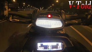 8. Ducati Diavel 0-200 acceleration & top speed