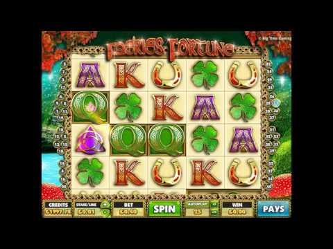 Как играть в игровой автомат Faeries Fortune. Обучающее видео.