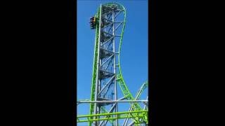 Altoona (IA) United States  city pictures gallery : The Monster Roller Coaster at Adventureland Altoona Iowa