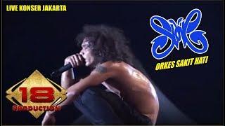 "Video KONSER "" SLANK "" TAMPIL KOCAK PAS LAGU ~ ORKES SAKIT HATI (LIVE KONSER JAKARTA 2007) MP3, 3GP, MP4, WEBM, AVI, FLV November 2018"
