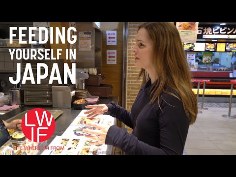 How to Survive Hunger in Japan