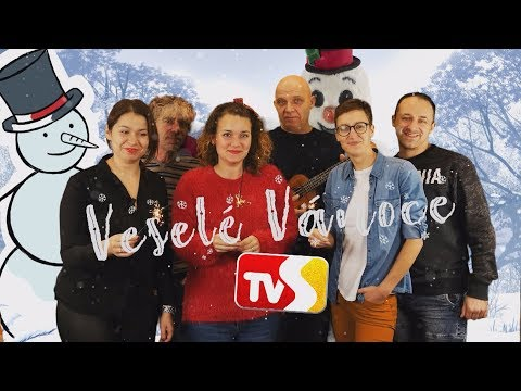 Vánoční přání TVS