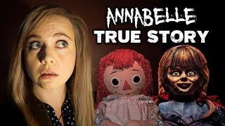 True Story of ANNABELLE the Demonic Doll | Annabelle Comes Home
