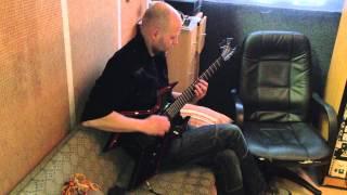 Video Darkside - Inferno - Ardent Justice - Padre rhythem guitar