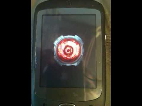 Android FROYO Running on a Sprint HTC Touch (Vogue, 6900)