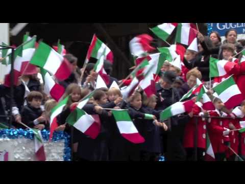 Columbus Day Parade In NYC 2012 part 5/25