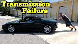Video We FIXED The Salvage Ferrari 360! Then it BROKE DOWN 10 Minutes Later! MP3, 3GP, MP4, WEBM, AVI, FLV Juli 2019