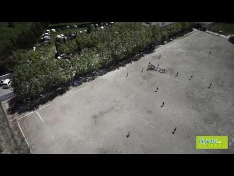 La Única vs Ferrol Drone