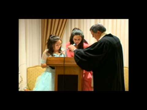 B'not Mitzvah Service Part 6 of 8