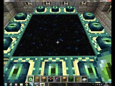 Minecraft Tutorial: Come trovare il portale dell'END e finire il gioco!