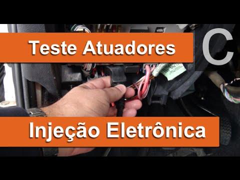 Dr CARRO Teste Atuadores p/ Diagnóstico de Defeitos EletroEletrônicos
