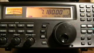 7180khz,Voice Of Broad Masses 2,Eritrea.jammer By Ethiopia