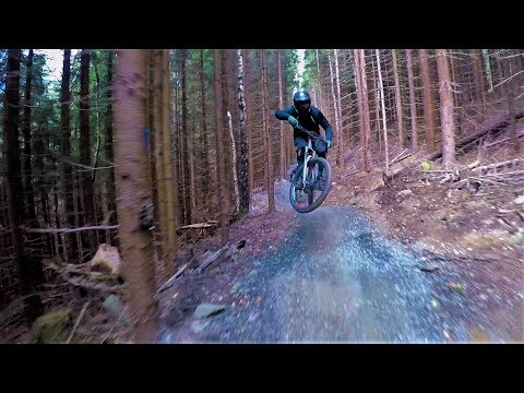 (cz) Trail Park Klínovec 2018