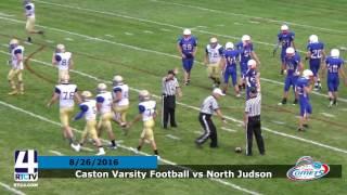 Caston Football vs. North Judson