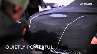 Bentley Flying Spur - al doilea teaser oficial