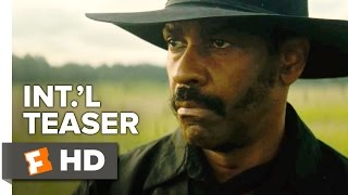 The Magnificent Seven - Official International Teaser Trailer #1 (2016) Chris Pratt Movie HD