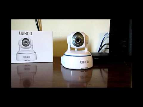 UOKOO iP 1080P WiFi Security Camera
