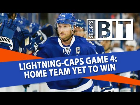 Tampa Bay Lightning at Washington Capitals, Game 4 | Sports BIT | NHL Picks