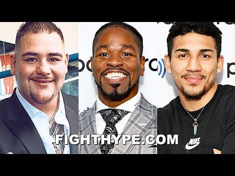 FIGHTERS PREDICT MIKE TYSON VS. ROY JONES JR: PORTER, RUIZ, LOPEZ, KHAN, BERTO, BELLEW, & MORE
