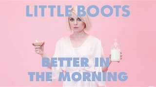 Little Boots vídeo clipe Working Girl