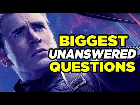 Avengers Endgame: 10 Biggest Unanswered Questions We Still Have