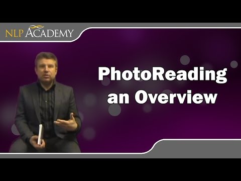 PhotoReading an Overview