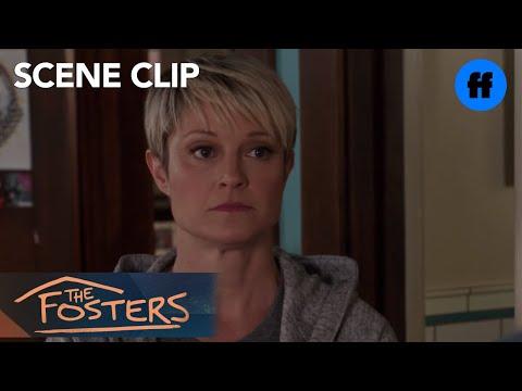 The Fosters | Season 4, Episode 19: Brandon Talks To Stef About Callie | Freeform