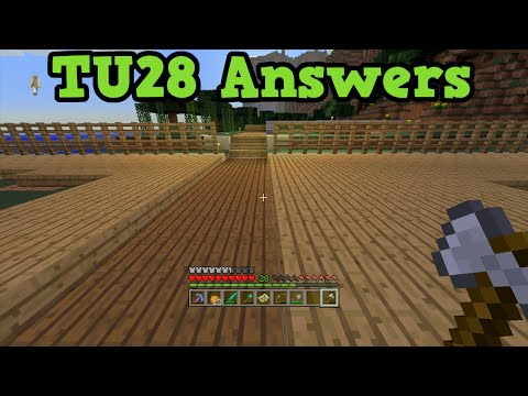 Minecraft Xbox 360 / PS3 TU28 QnA – End Cities, Changing texture packs in Game