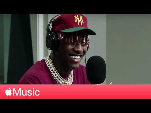 Lil Yachty and Zane Lowe on Beats 1 [Full Interview]