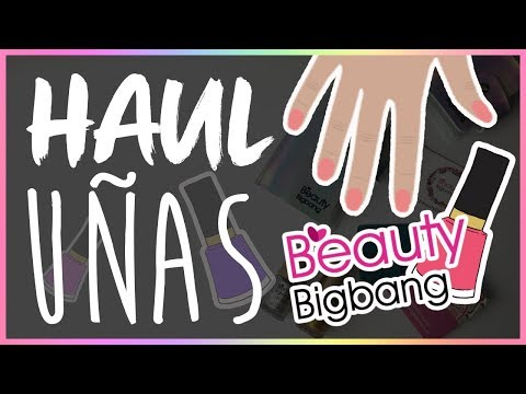 Uñas decoradas - RECIBIDOS de UÑAS con BEAUTY BIGBANG · Qué Trajo El Correo